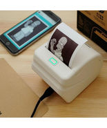 New Mobile Phone Wireless Remote Printing Photo USB WiFi Thermal Paper P... - $75.50