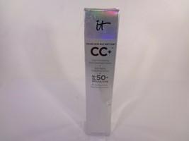 it Cosmetics CC+ Color Correcting Full Coverage Cream SPF 50+ Light 1.08oz 12-I - $23.76
