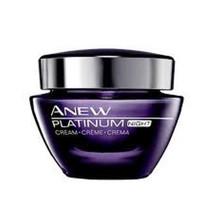 Avon Anew PLATINUM Night  Cream  55+ 50 ml new boxed Nacht Creme - $19.79
