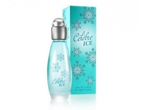 Avon Celebre Ice 1.7oz  Women's Eau de Toilette EDT 50 ml Very Rare New Boxed