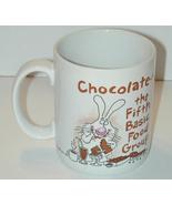 Chocolate Bunny Mug - $9.99
