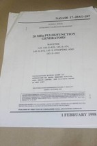 Wavetek 145/620/574/872/1021  Calibration Instruction Manual - $25.95