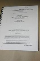 Wavetek HF VCG 142 & 142-S-430  Calibration Instruction Technical Manual - $25.43