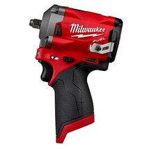 """M12 Fuel Stubby 3/8"""" Impact Wrench Bare Tool"""