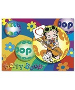 3d Betty Boop sexy with Guitar as Elvis Animated  4 x 6 inch Print - $19.33