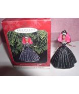 African American Barbie Patricia Andrews 1997 Hallmark Keepsake ornament - $14.99