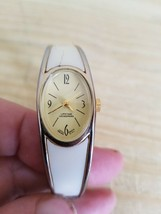 Vintage Lifetime Mainspring Women Watch Bracelet.Small.Untested.Sold As Is. - $14.01