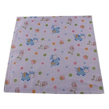 5 Pcs Children's Cotton Cartoon Bibs Baby Handkerchief Sweat Wash Towel