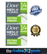 Dove Men + Care Clean Comfort Body + Face Bar Extra Fresh Invigorating Formula - $36.30