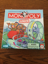2005 Monopoly Junior Game  - $19.97