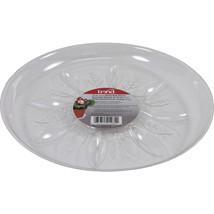 Bond Clear Heavy Duty Plastic Saucer 12 Inch 035355012842 - $15.83