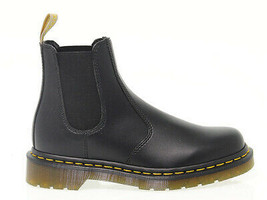 Bottines DR. MARTENS 2976 W N en peau écologique noir - Chaussures Femme - $219.01