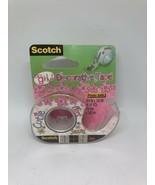 (1) RARE Scotch So Girly Decorative Tape - $19.99
