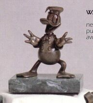 Disney Donald Duck  Bronze LE Chilmark Limited Edition of 75 - $399.00