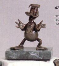 Disney Donald Duck  Bronze LE Chilmark Limited Edition of 75 - $399.00