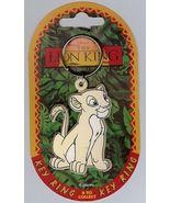Disney Lion King Simba Nala  Key Chain made in UK - $19.34