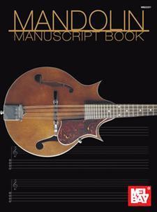 Mandolinmanuscriptbook