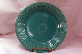 Homer Laughlin Fiesta Turquoise Dinner Plate - $6.92