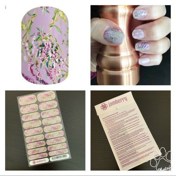 NEW Jamberry • March 2016 Host Exclusive Full Sheet Nail Wraps - $6.62