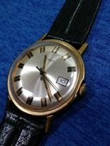 1973 Timex Original Marlin Series Mechanic Watch - Poker Chip Dial Serviced - $74.21