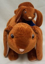 """Kohl's Guess How Much I Love You Big & Little Nutbrown Hares 13"""" Stuffed Animals - $16.34"""
