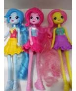 2015 Set of 3 My Little Pony Equestria Girls Ba... - $24.99