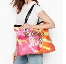 Victoria's Secret New Tie Dye Beach Tote Nwt - $63.58