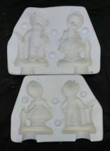 Byron Hobby Molds KATHY and Karl  BH- 769 Ceramic or Porcelain Slip Cast... - $34.41