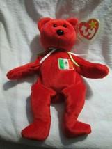 Osito Mexican TY Beanie Baby Bear February 5, 1999 - $13.50