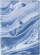 Eccolo World Traveler D916A Passport  Cover, Elegant Gold Shimmer Design - $12.46+