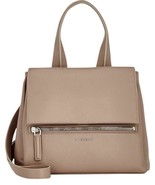 New $2490 Givenchy Pale Pink Leather Pandora Pure Messenger Bag - $1,468.04