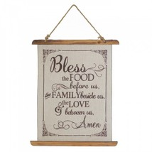 Bless Food Linen Wall Art - $28.15