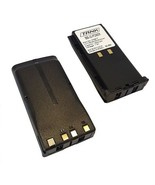 2 x KNB-17A, KNB-16A Replacement battery for Kenwood TK-190, TK-280, TK-380 - $39.86