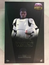 Hot Toys Star Wars Finn (Stormtrooper Version) Limited Toy Character toy... - $903.99