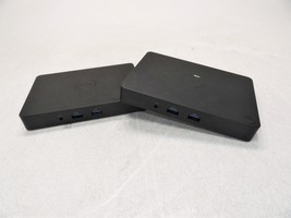 Dell WD15 5FDDV Usb Type-C Latitude Xps Docking Station Power Tested Only AS-IS - $44.37