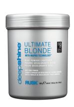 Rusk Deepshine Ultimate Blonde Blue Powder Lightener,  17.64oz