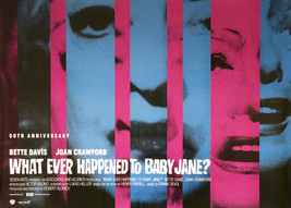 Whatever Happened To Baby Jane movie poster art David & Crawford 5x7 pho... - $5.75