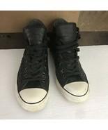 Converse John Varvatos Leather Studded Hi Tops Pre Owned Men's 12 - $70.13