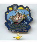 Disney WDW - Aladdin 10th Anniversary -- Jasmine & Aladdin  HTF  pin/pins - $45.58