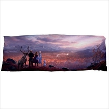 dakimakura body hugging pillow case cover frozen olaf anna elsa - $36.00