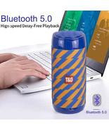 Bluetooth Speaker 10w Wireless Outdoor Stereo Bass USB/TF/FM Radio MP3 LOUD - $15.95