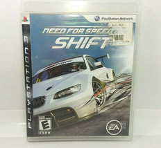 Need For Speed SHIFT PS3 Video Game Play Station 3 EA Sports Racing - $12.54