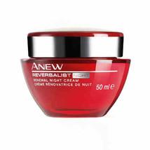Avon Anew Reversalist Night Renewal Cream  50 ml new boxed - $16.82