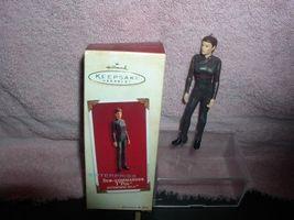 Enterprise Sub-Commander T'Pol Hallmark  Handcrafted ornament - $23.39