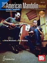 American Mandolin Method/Vol1/Book w/CD Set/Wha... - $25.99