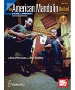 American Mandolin Method/Vol1/Book w/CD Set/What I Use To Teach Students  - $25.99