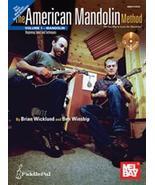 American Mandolin Method/Vol1/Book w/CD Set/Wha... - $25.99