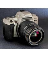 Minolta Maxxum STsi 35mm SLR + AF 28-80 f3.5-5.6 Aspherical Zoom Lens 4 ... - $41.00
