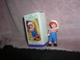 Madame Alexander Mop Top Billy Hallmark Keepsake dated 1991 Ornament - $16.69