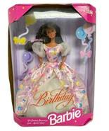 vintage Barbie Mattel happy Birthday collectible 1996 in box - $29.68